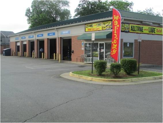 3 Multi Tenant Retail Center / 8% CAP
